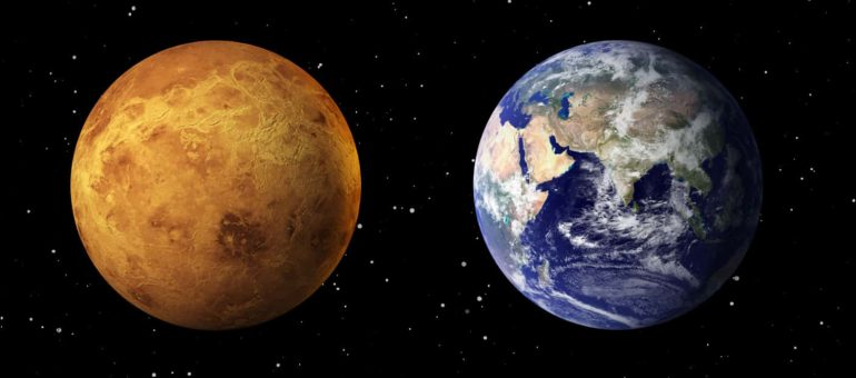 How long does it take to create a phosphine signal on Venus?