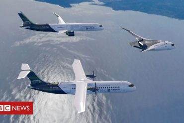 Airbus looks to the future with hydrogen aircraft