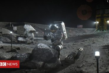 NASA outlines plans for the first woman on the moon by 2024