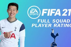 FIFA 21 Ratings: Tottenham Squad reveals player rankings, far behind Gareth Bale