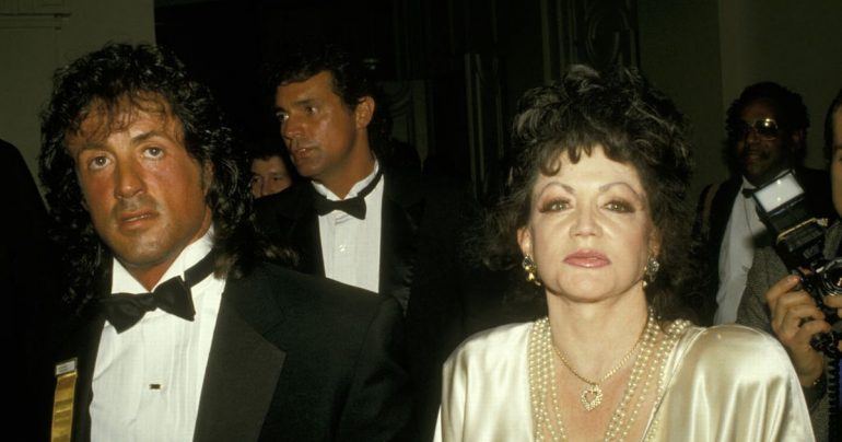 Heartfelt tribute to Sylvester Stallone's mum Jackie after CBB star dies at 98
