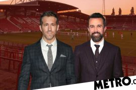 Ryan Reynolds and Rob McLaughlin in talks to buy Rexham AFC