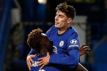 Chelsea 6-0 Bara: Kai Howertz scores a hat-trick as the Blues retreat into the fourth round of the Carabao Cup.  Football news