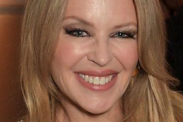 Kylie Minogue praised her boyfriend for 'saving me when I was sick'
