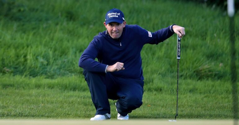 Padreig Harrington says he has reached 'full circle' with honorary R&A membership