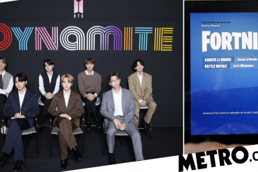 BTS Fortnight Concert: What time does the Dynamite Party Royal start?