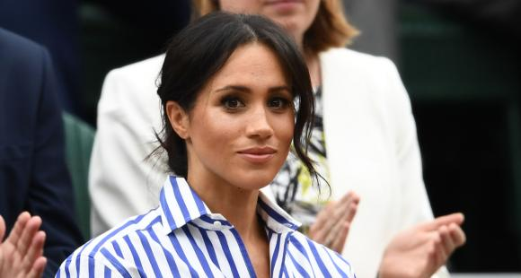Megan Markle for President?  The Duchess' friend claims that the former Suites player wants to run for Potts
