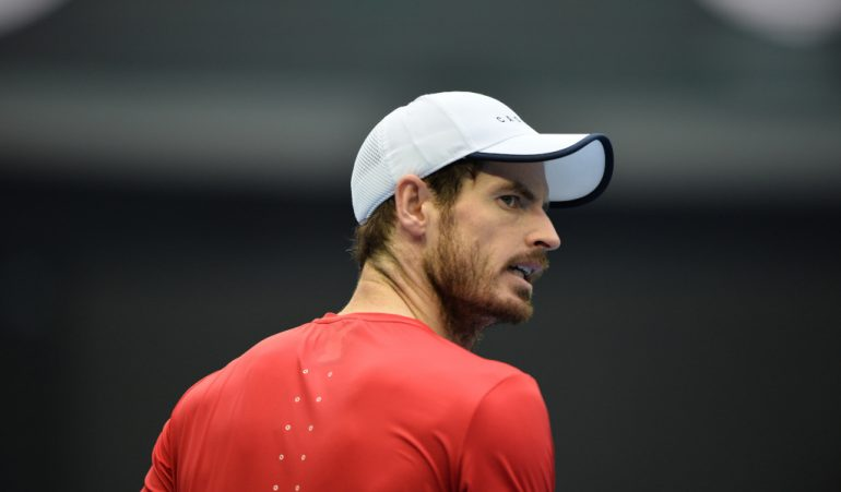 Andy Murray faces a 'challenging' route to the top, but 'wants to win a few tournaments'