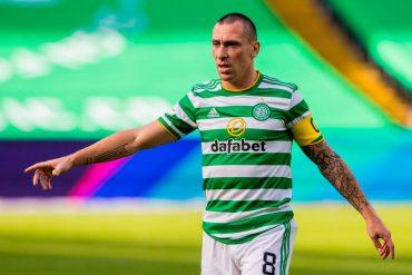 Scott Brown tips Lee Griffiths reveals Celtic return splash hero when Quicksilver kid gets behind him
