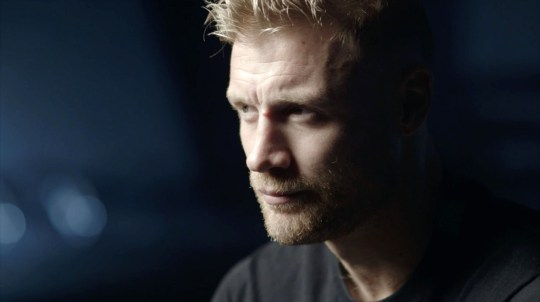 Warning: Prohibited for publication until 00:00:01 on 22/09/2020 - Program name: Freddie Flintoff: Living with Bullimia - TX: 28/09/2020 - Episode: Freddie Flintoff: Living with Bullimia (number n / a) - Image Exhibitions : Freddie Flintoff - (c) South Coast - Photographer: n / a