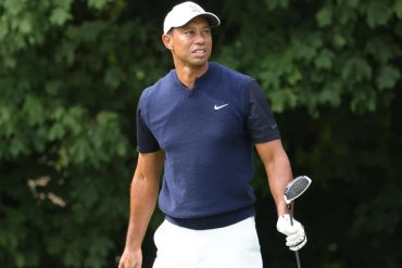 2020 US Open Leaderboard: Live Coverage, Golf Scores, Tiger Woods Score in Second Round Today at Winged Foot