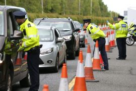Additional Guard will be drafted to Dublin at the beginning of Level 3 controls and checkposts across the country.