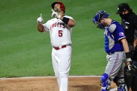 Albert Pujols of Los Angeles surpasses Willie Mays in all-time home run list