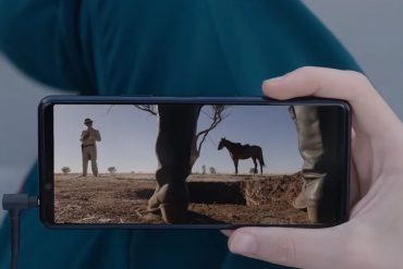 Another leaked video shows Sony's upcoming Xperia 5 II