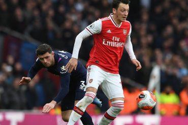 Arsenal 'evolution' without Ozil forces Arteta