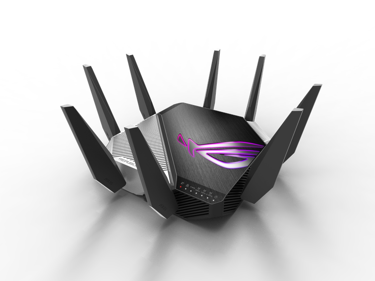 Asus has announced the first router to support next-generation Wi-Fi 6E connections