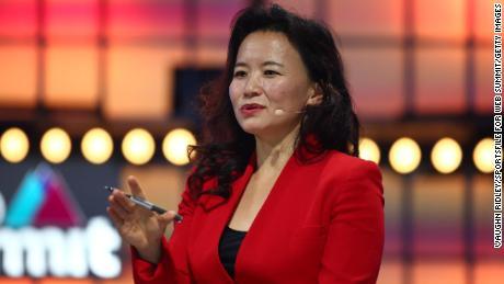 Australian TV host blocked in China