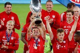Bayern Munich beat Sevilla to win Super Cup