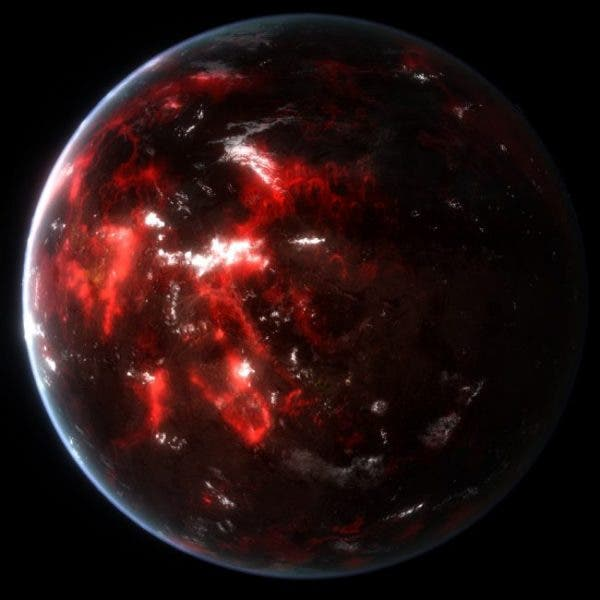 Diamond Exoplanet