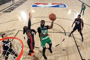 Celtics vs. Heat Score, Takeaways: Jaylan Brown and Jason Tatum help Boston dominate Game 3 against Miami