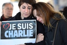 Charlie Hebdo Mohammed re-introduces cartoons during trial for Paris attacks