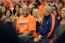 Chas Owens, son of former Syracuse Great Billy Owens joins the Orange Basketball Program