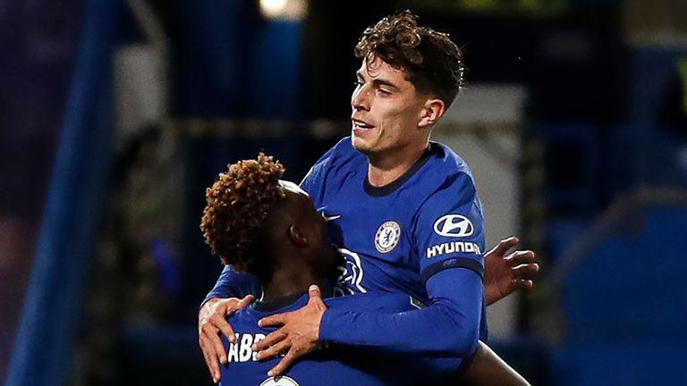 Kai Howertz takes a hat-trick as Chelsea beat Barnsley 6-0
