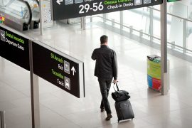 Dublin Airport is excited about flights as it expects the popular service by Aer Lingus to resume soon.