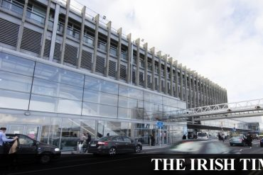 Dublin Airport to prevent cars from boarding passengers outside terminals