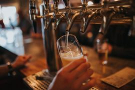 Dublin pubs are asking the government to allow it to reopen next week