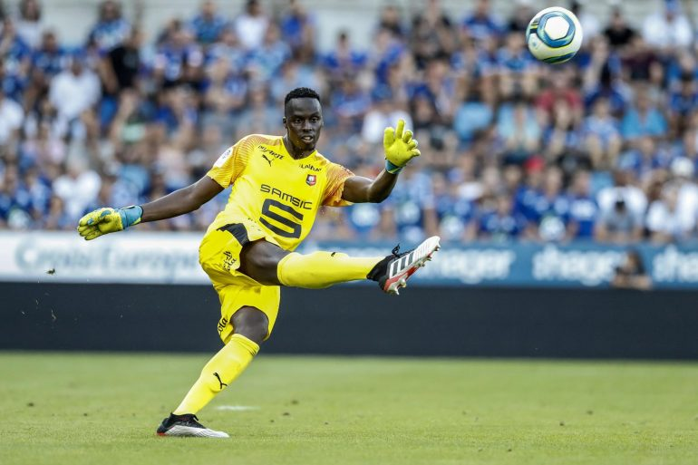 Edward Mendy says 'a club like Chelsea FC, you have to win' because newcomers and childhood fans are the outline of aspirations