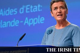 European Commission to appeal against $ 14.3 billion Apple tax ruling