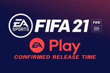 FIFA 21 EA Play: Release time and ten-hour trial entry date confirmed