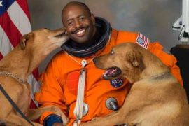 Former NASA astronaut Leland Melvin remembers the police stop that made him sweat