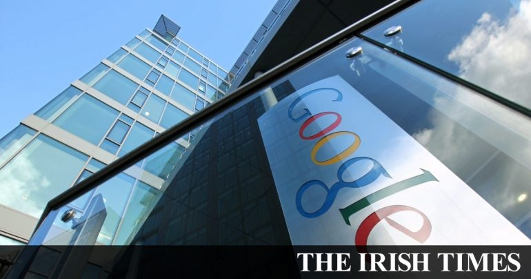 Google does not see the setback as Ireland's tipping point