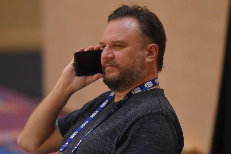 Houston Rockets owner Tillman Fertita says Team GM Daryl Mori's job is safe