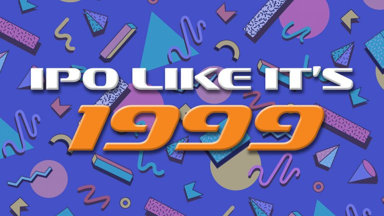 IPO 1999 is like: Snowflake and other software stocks near market dot-com-boom level