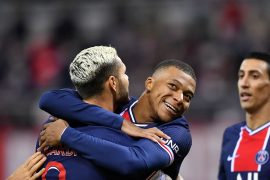 Reims 0-2 Paris Saint-Germain: Icardi nets twice in routine victory