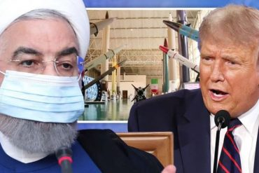 Iran launches rockets to wipe out US bases as 'war of wills' escalates |  News
