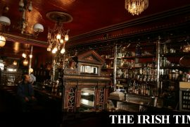 Irish 'wet' pubs are set to reopen on September 21st