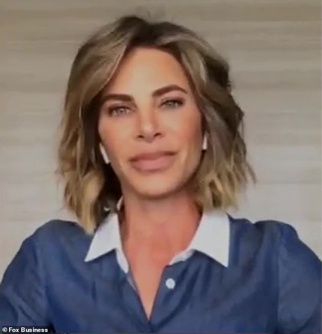 Alum and Jillian Michaels, the biggest losers, have revealed that their glam squad was infected with the corona virus 'weeks ago' from gall milk.