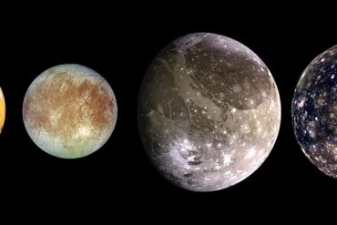 Jupiter's moons are hotter than ever.  They heat each other