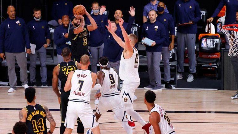 Lakers vs. Newgets score, takeaways: The bid for the return of the Denver jockey in Anthony Davis' 'Mamba Shot' Game 2 has ended