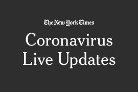 Live Covid-19 Updates - New York Times