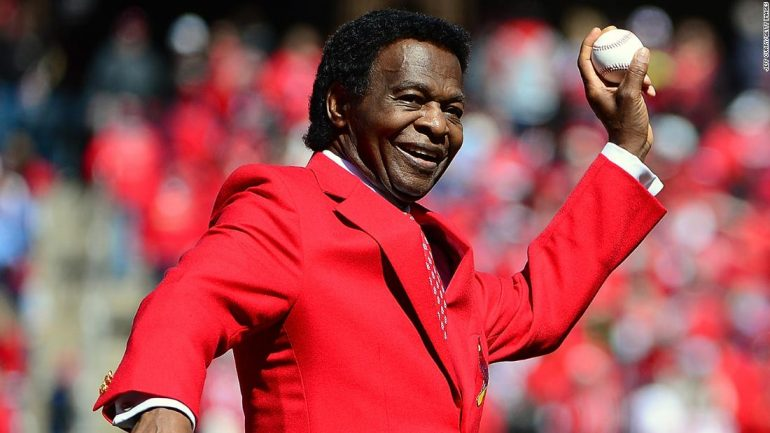 Lou Brock, a Hall of Fame baseball player, has died at the age of 81