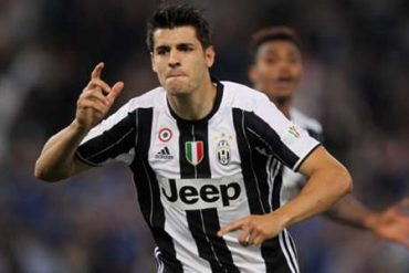 Morata arrives in Turin ahead of transfer to Juventus