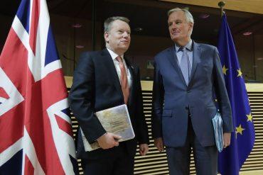 NI Brexit protocol 'unwise' UK proposal
