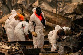 Oregon, California, Washington Fires: Dozens not counted