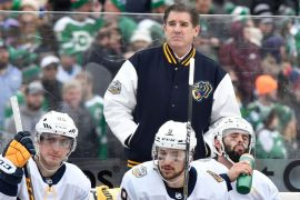 Peter Laviolet became head coach of the Washington Capitals