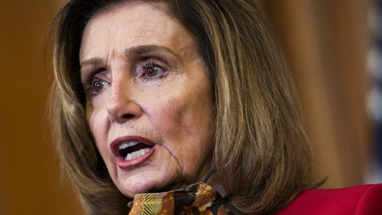 Rabbi assures Pelosi that there will be no strict boundaries